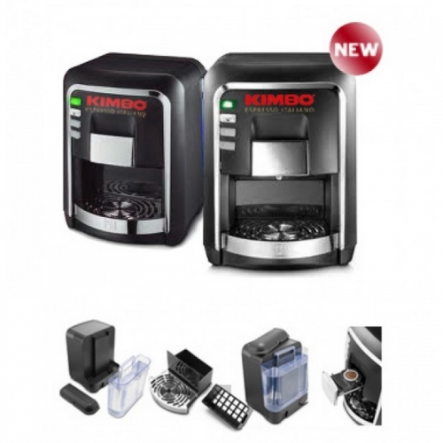 ESPRESSO MACHINE FOR CAPSULES