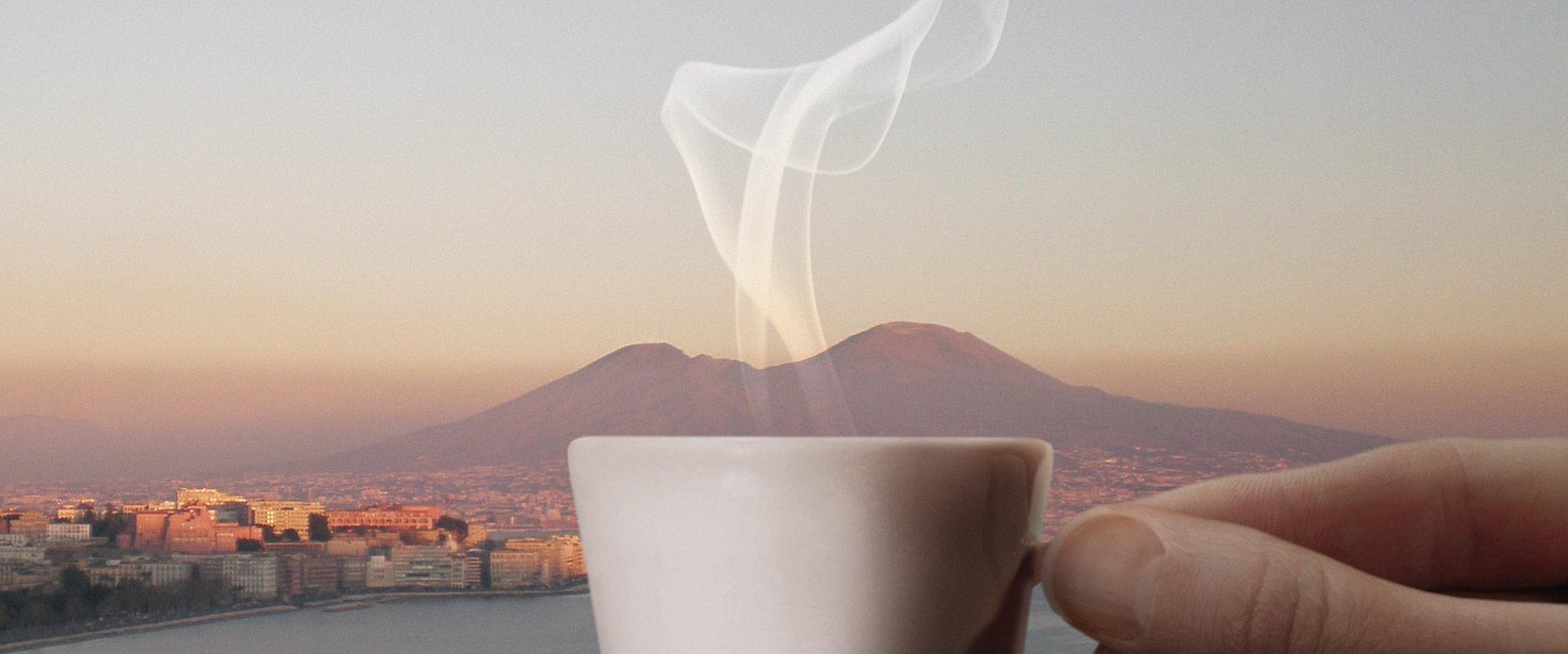 Kimbo espresso coffee - Crete