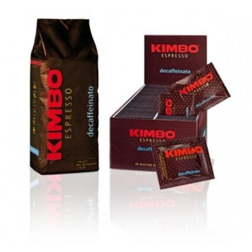 KIMBO ESPRESSO DECAFFEINATO